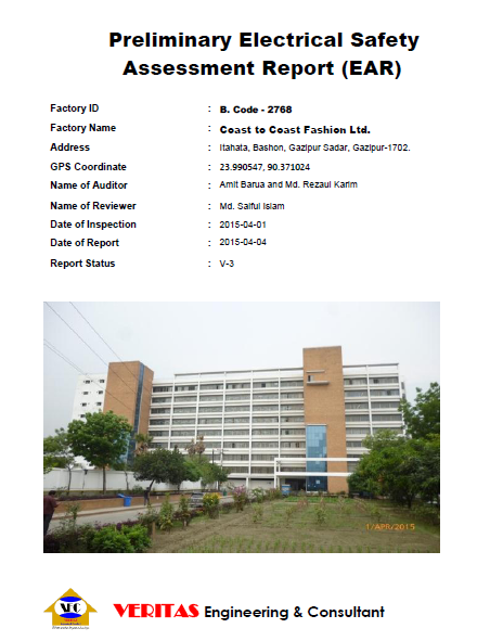 Electrical Audit firm in Bangladesh