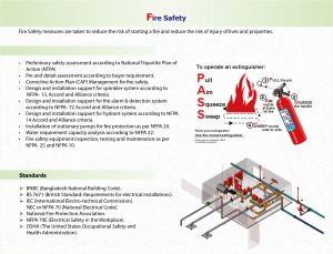 fire Safety Company in Bangladesh