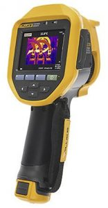 Thermography Scanning Test
