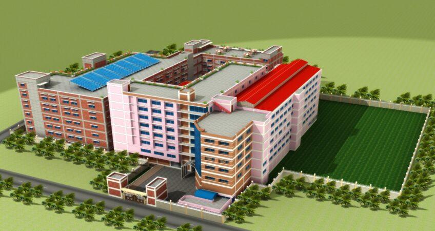 Building Design in Bangladesh