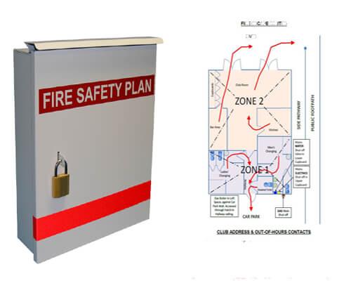 fire safety plan in bangladesh